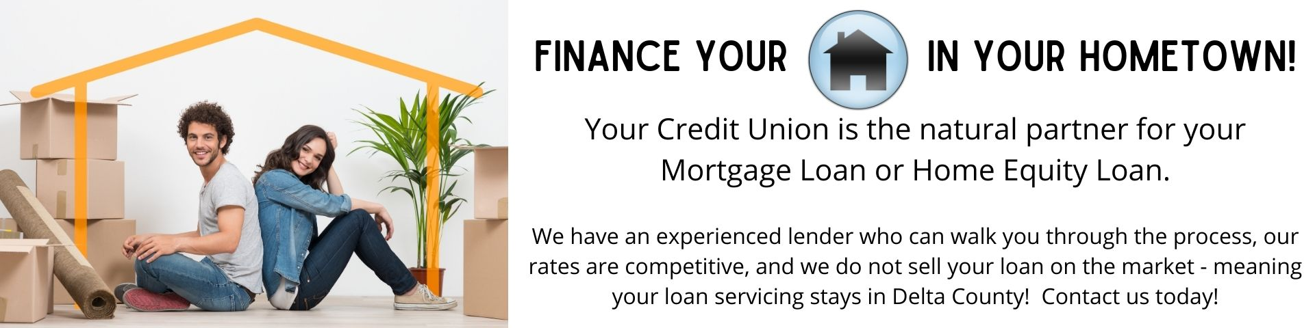 Contact us for for all your loan services and visit out mortgage center